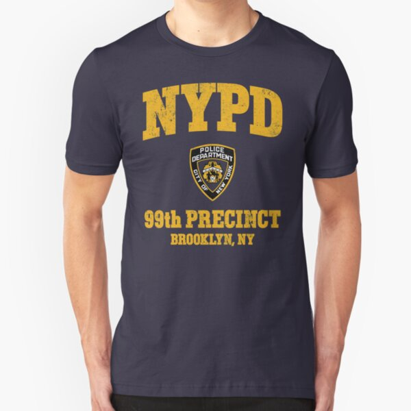 99. Bezirk - Brooklyn NY Slim Fit T-Shirt