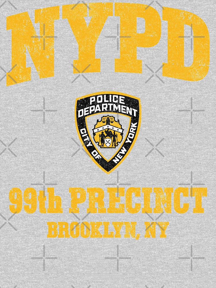 99th Precinct - Brooklyn NY by huckblade