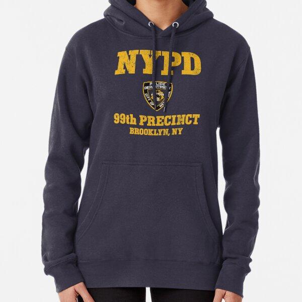 99th Precinct - Brooklyn NY Pullover Hoodie