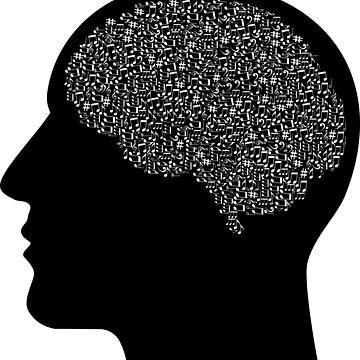 My head is full of music by harrizon