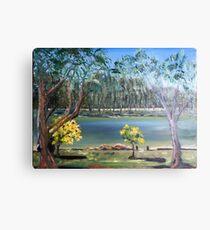 Bellwood Park Canvas Print