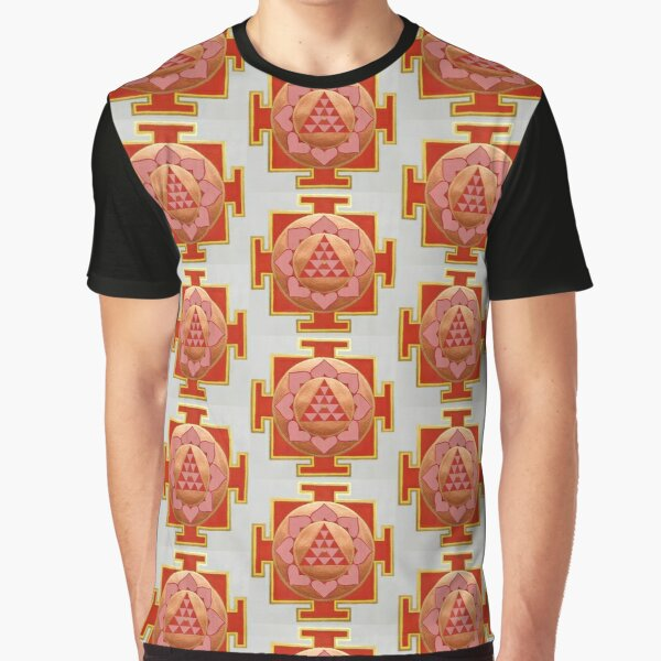 Mars Yantra Energy #9 Graphic T-Shirt