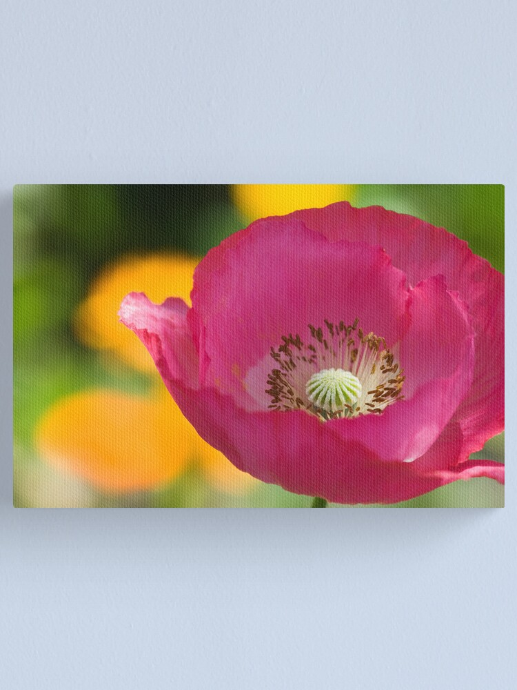 Alternate view of Passionate Canvas Print