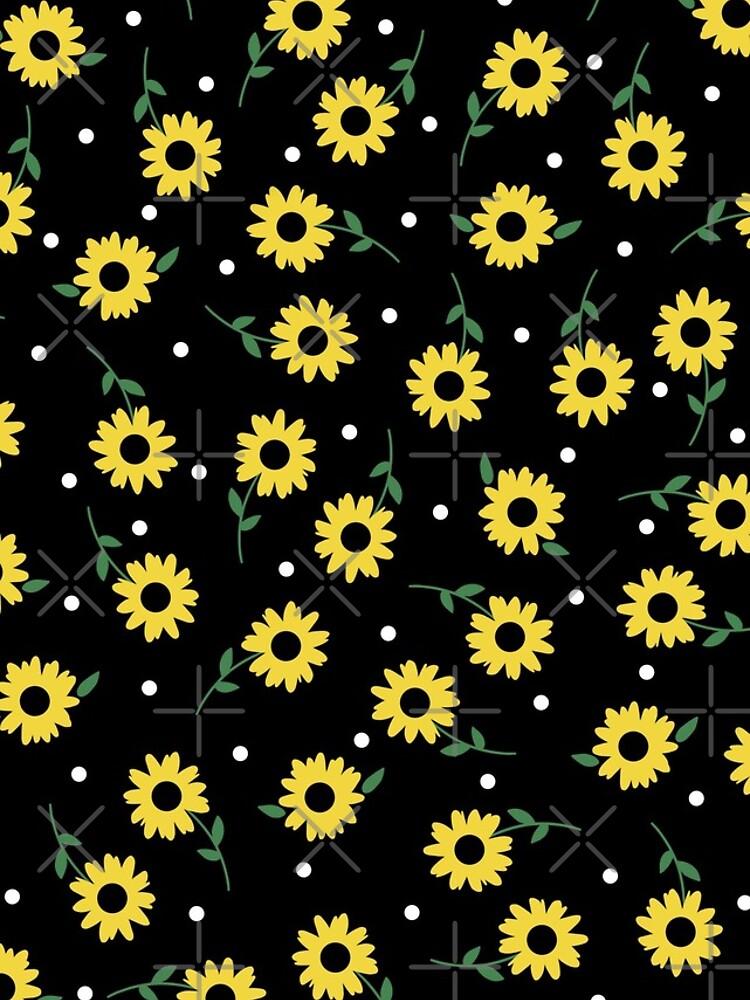 Sunflower Field by RebeccaJadeite