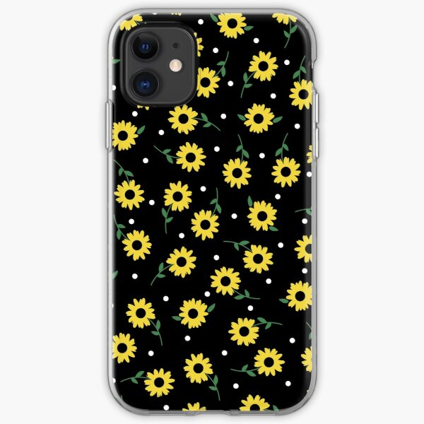 Sunflower Field iPhone Soft Case