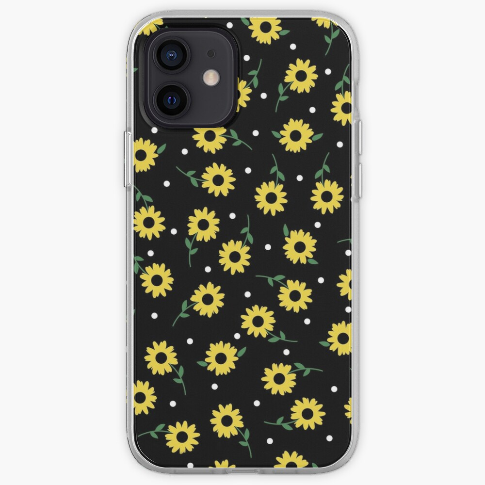 Sunflower Field iPhone Case & Cover