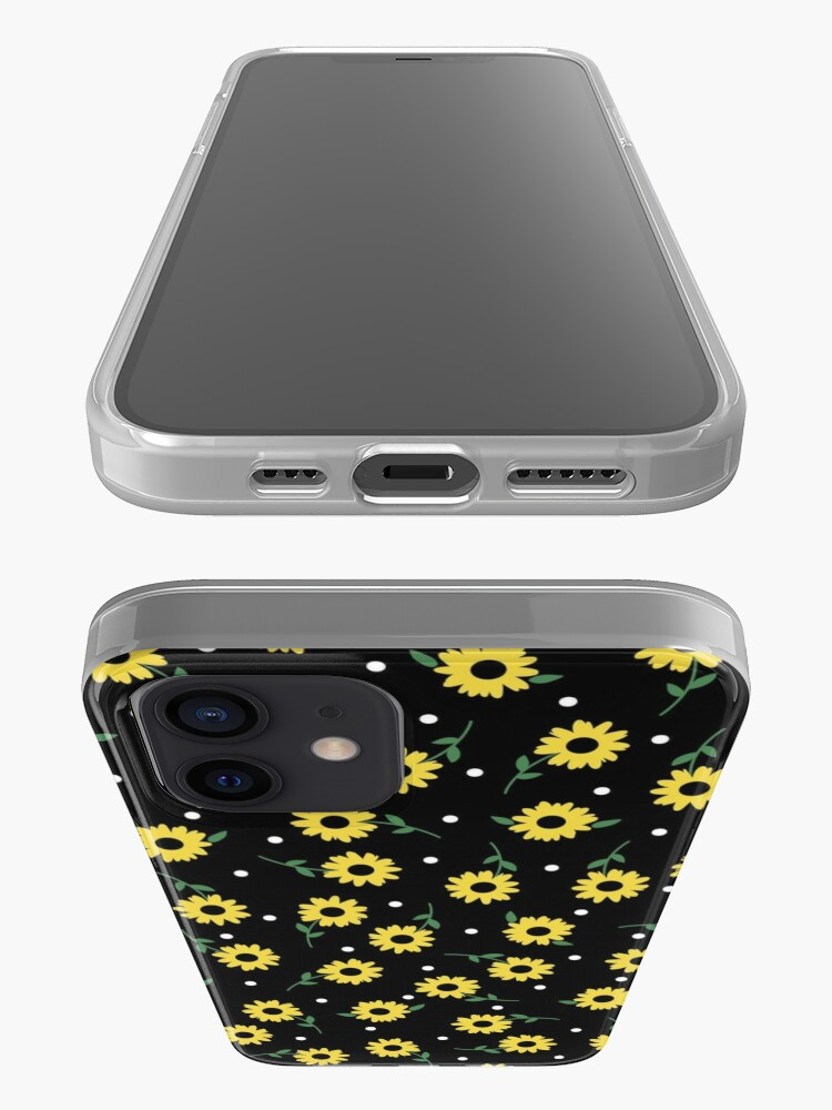Alternate view of Sunflower Field iPhone Case & Cover