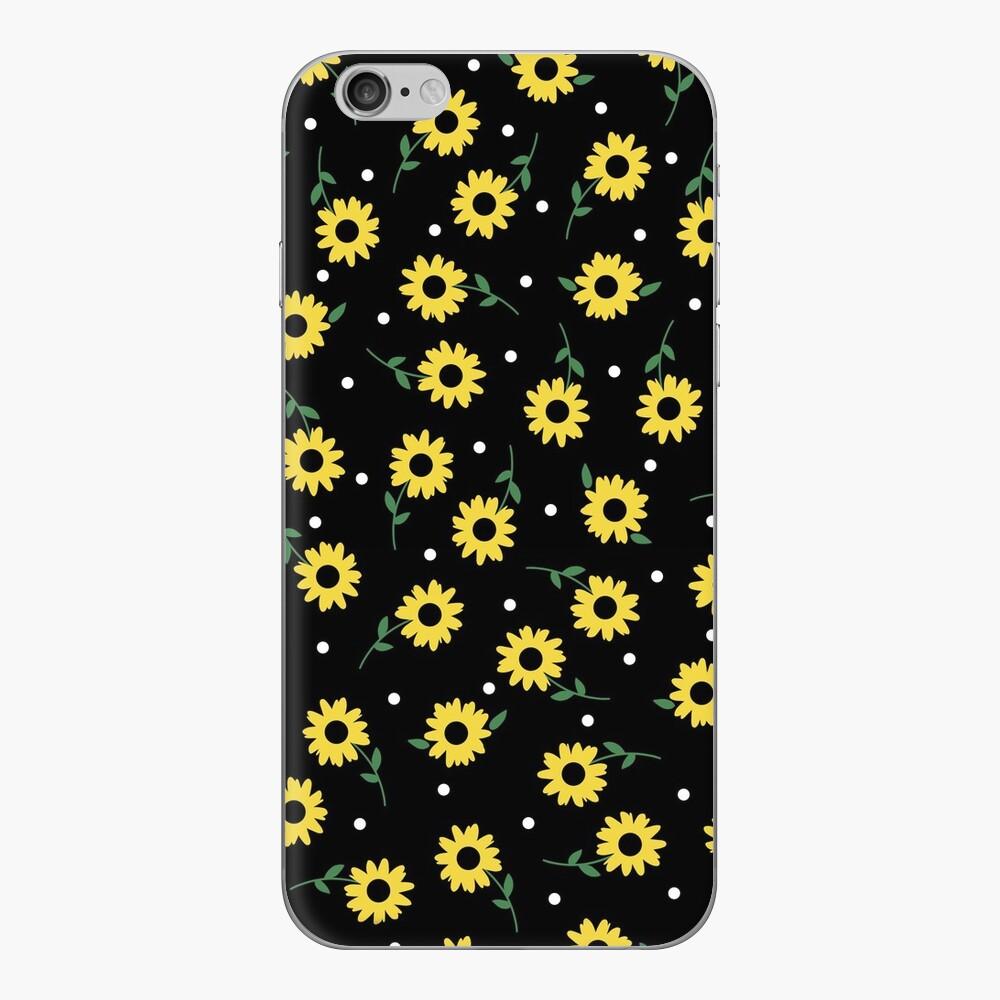 Sonnenblumenfeld iPhone-Hüllen & Cover