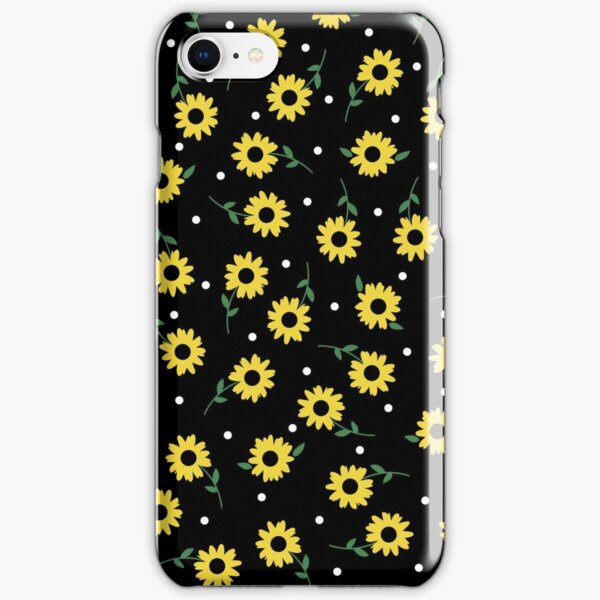Sunflower Field iPhone Snap Case