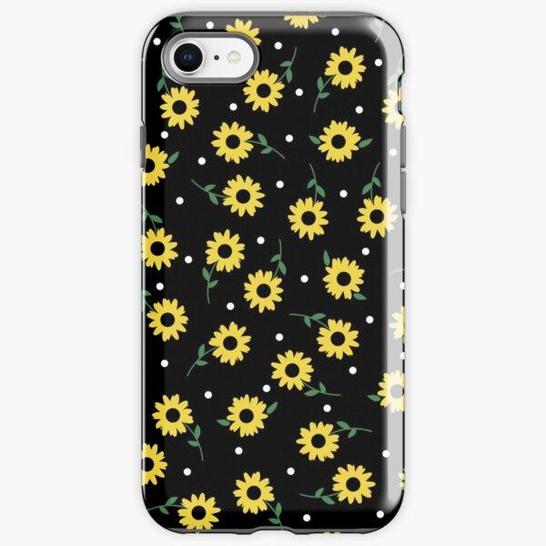 Sunflower Field iPhone Tough Case