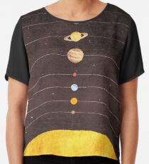 Blusa Sistema solar