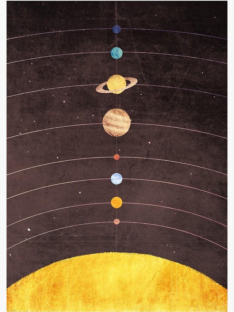 Solar System by annisatiarau