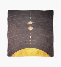 Sonnensystem Tuch