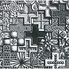 Maze - Crosses #3 by HolyOther