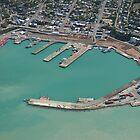 Lyttelton Harbour by PictureNZ
