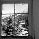 Time through a window by David Lee Thompson
