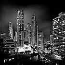City Lights by Bevlea Ross