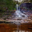 Weeping Rock, Wentworth, NSW by Bevlea Ross