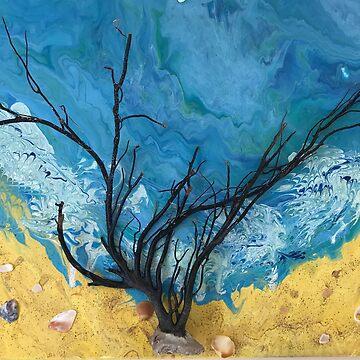 Beach Branch  by vwells