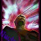 Nuclear Skies by DreddArt