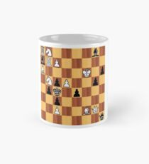 #chessproblem #chess #problem #playchess #chesspiece #chessset #chessmaster #chinesechess #chesstournament #gameofchess #chessboard #competition #sport #intelligence #wood #vector #knight #cavalry Mug