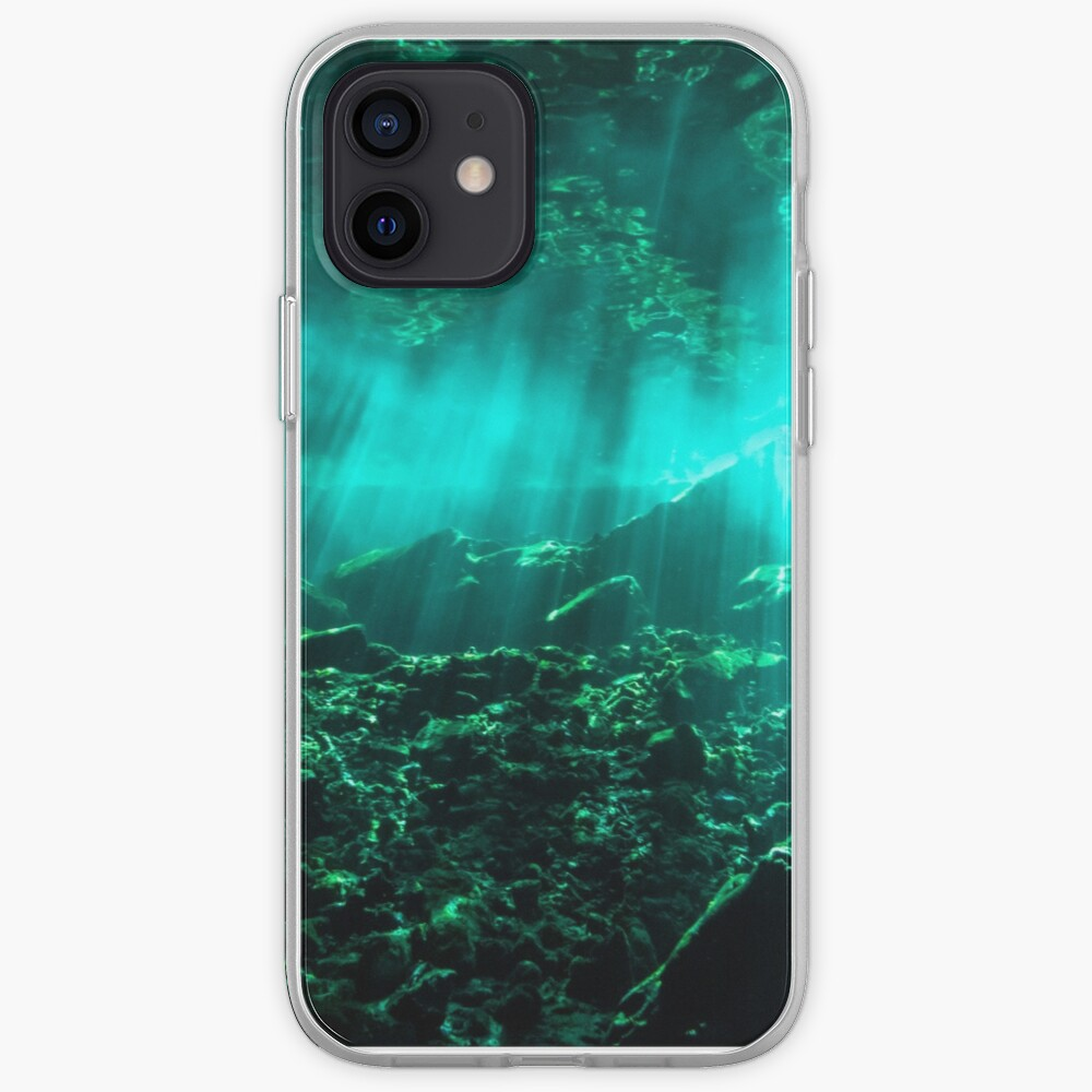 Gran Cenote iPhone Case & Cover
