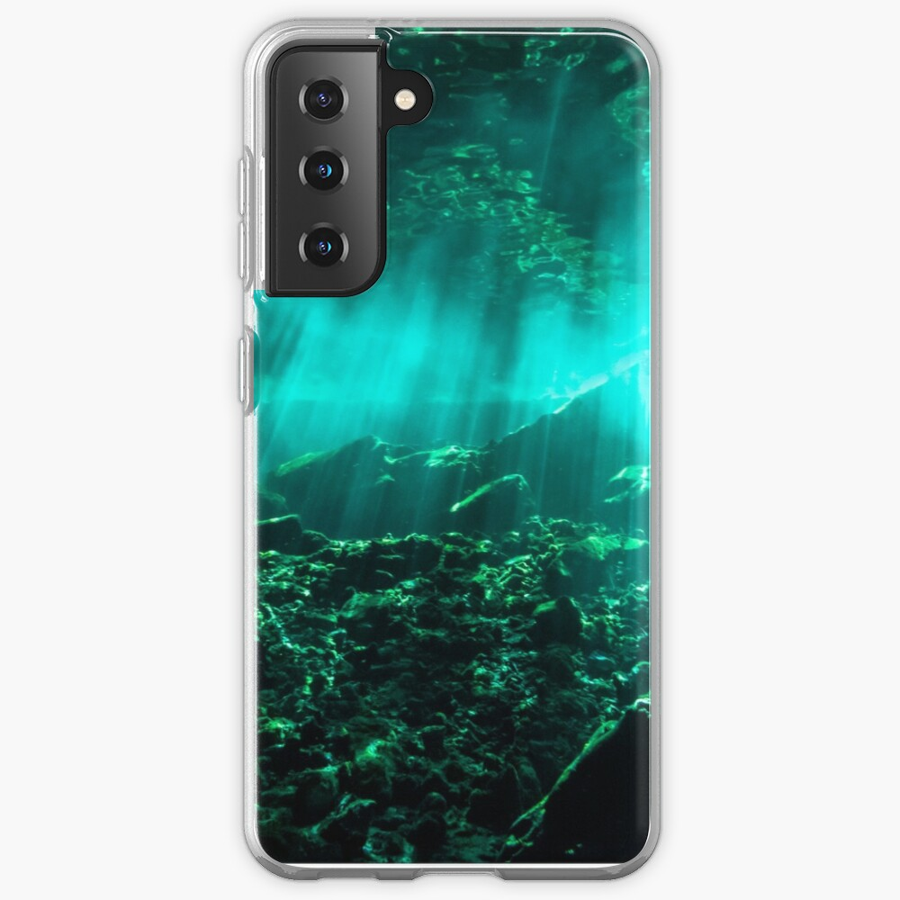 Gran Cenote Case & Skin for Samsung Galaxy