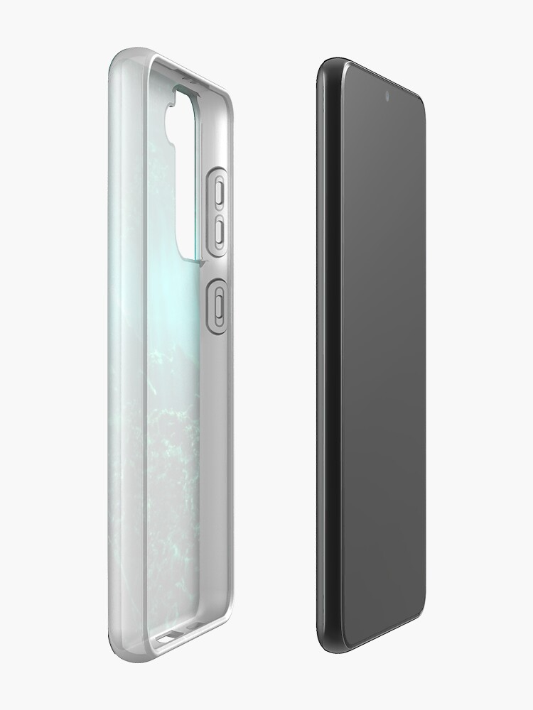Alternate view of Gran Cenote Case & Skin for Samsung Galaxy