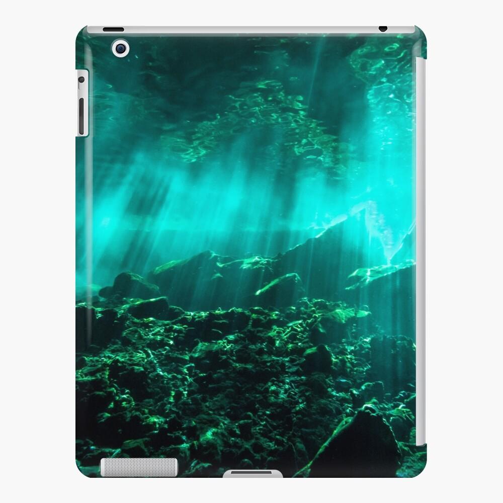 Gran Cenote iPad Case & Skin