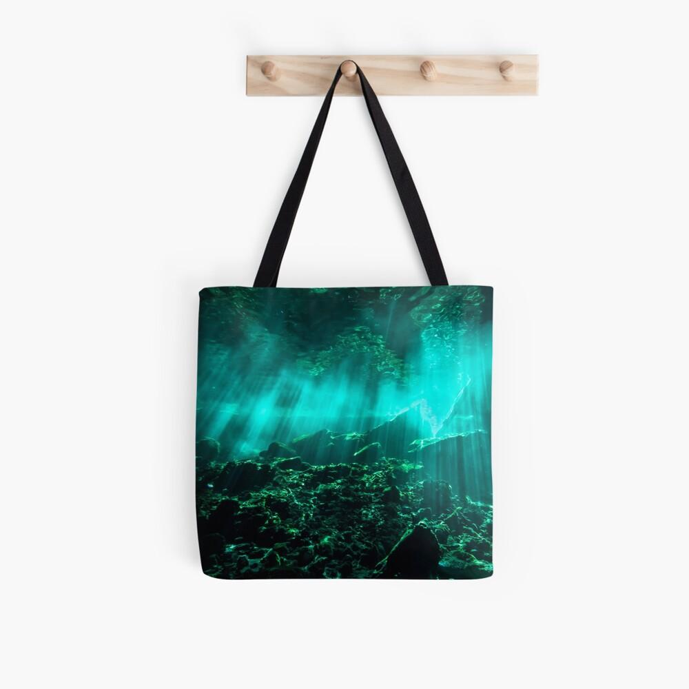 Gran Cenote Tote Bag