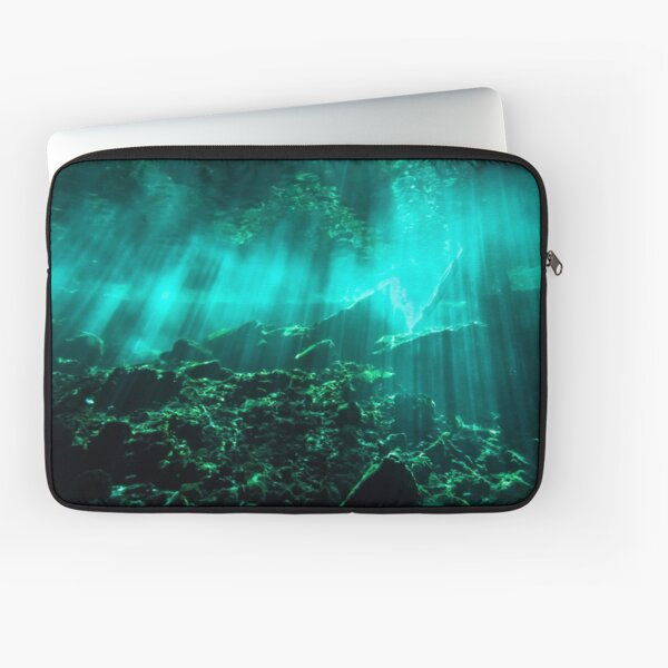 Gran Cenote Laptop Sleeve