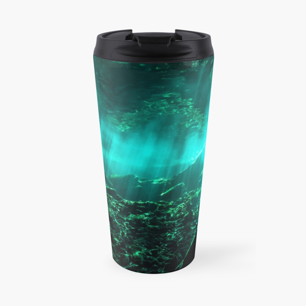 Gran Cenote Travel Mug