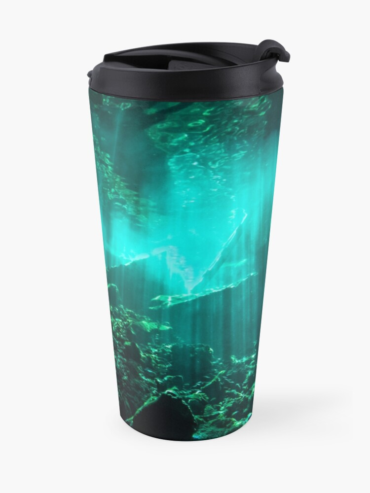 Alternate view of Gran Cenote Travel Mug