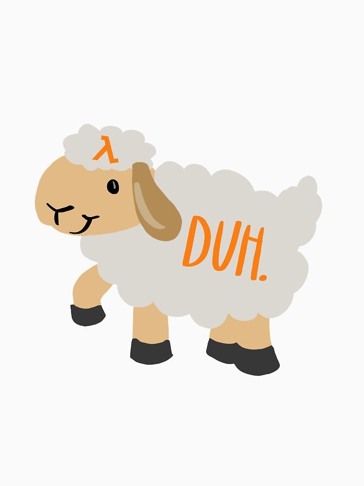 AWS Lamb Duh by ienjoydogs