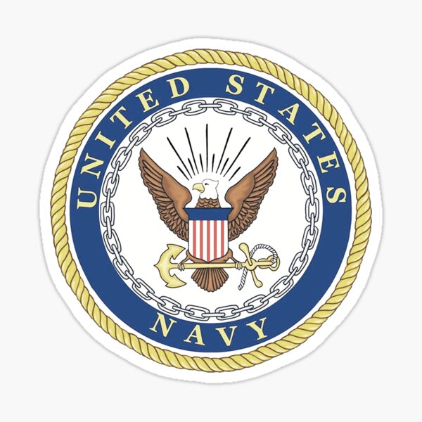 United States Navy Sticker