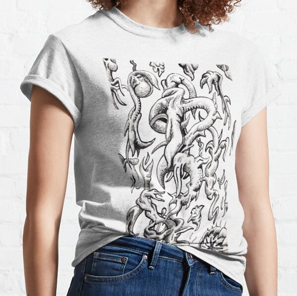 Airbourne Fauna, by Brian Benson Classic T-Shirt