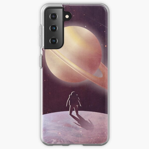 A View From Enceladus Samsung Galaxy Soft Case