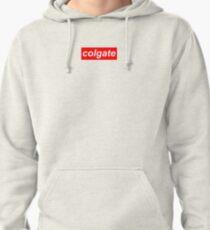 Poor mans Supreme, Colgate logo Pullover Hoodie