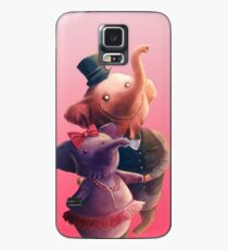 Heffalumps and Woozles Case/Skin for Samsung Galaxy