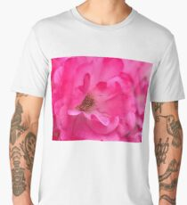 """Pink's Romance"", Photo Artwork Men's Premium T-Shirt"