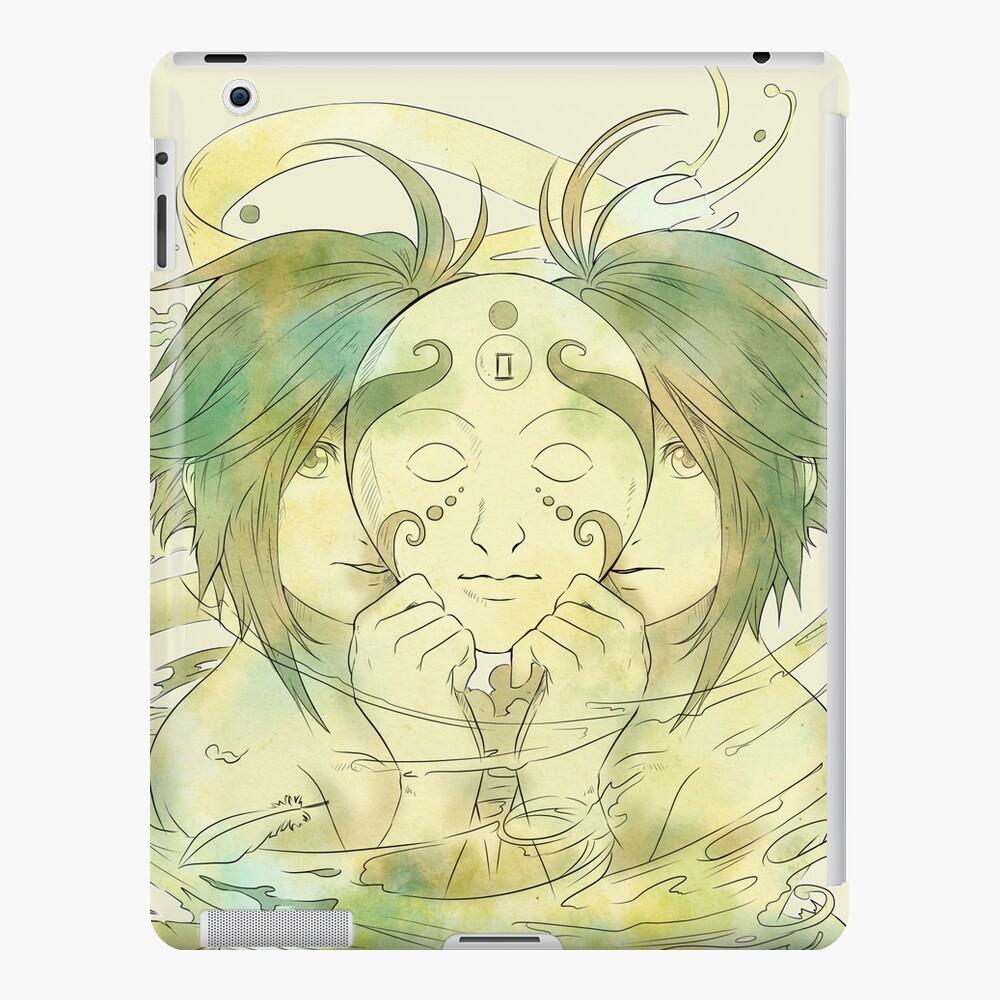 Gemini, The Adaptable iPad Case & Skin