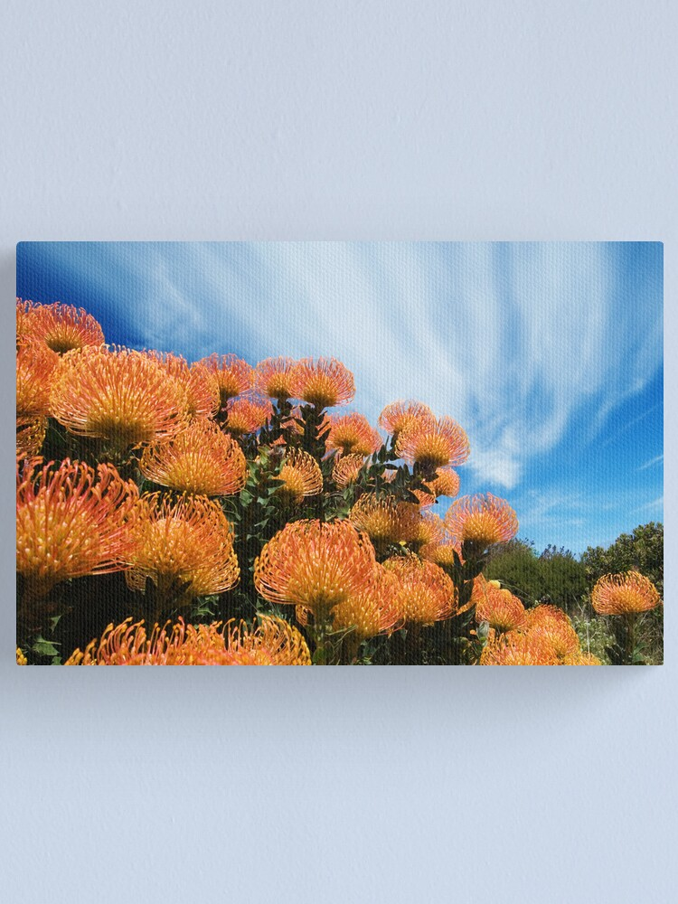 Alternate view of Incandescent Heights Canvas Print