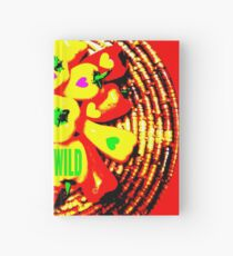 Burn Hot and Wild! Hardcover Journal
