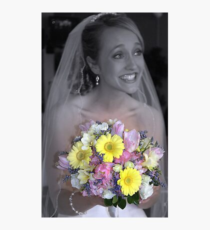 The Beautiful Bride Photographic Print