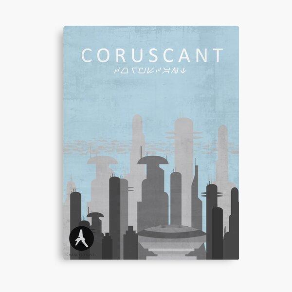 Coruscant Lienzo