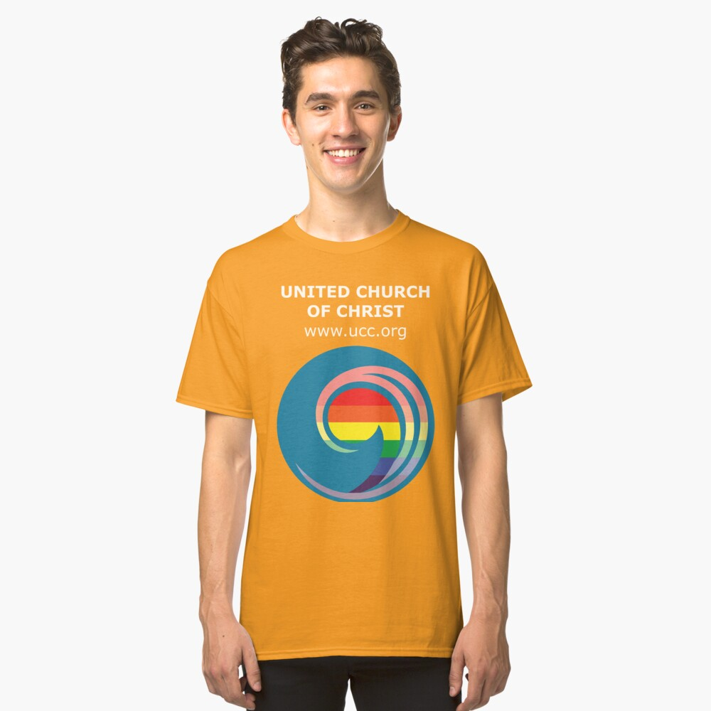 3 Great Loves - Pride Comma Classic T-Shirt