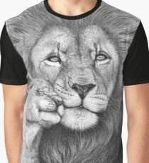 Lion with a baby Graphic T-Shirt