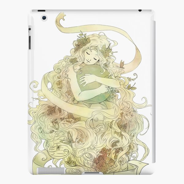 Virgo, The Loyal iPad Snap Case