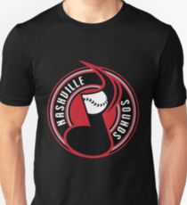 Nashville Sounds Logo Unisex T-Shirt