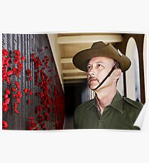 Anzac - Remembering Those Lost 1a Poster